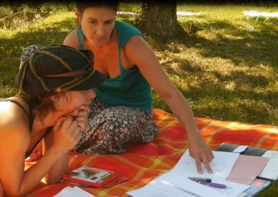 Atelier 'permaculture humaine'
